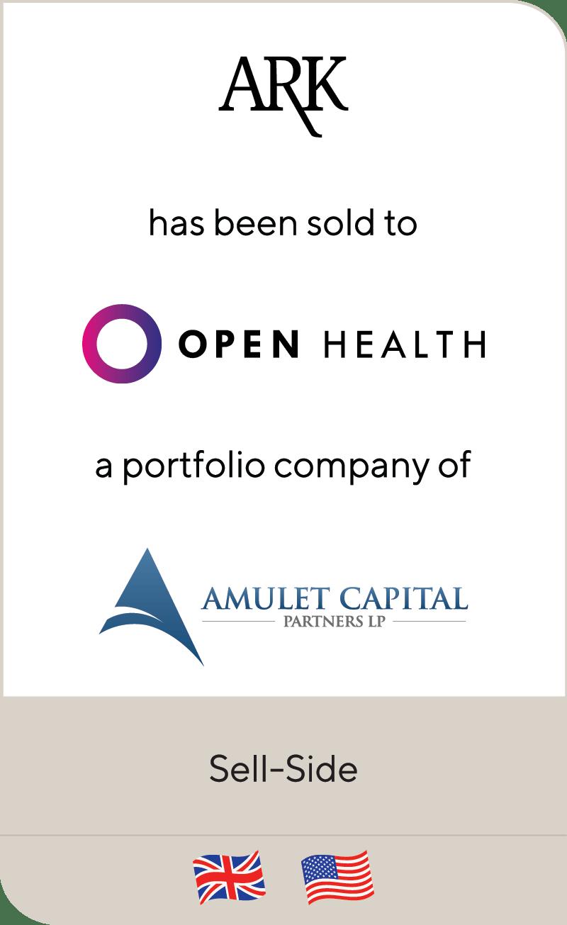 ARK OPEN Health Amulet Capital 2021