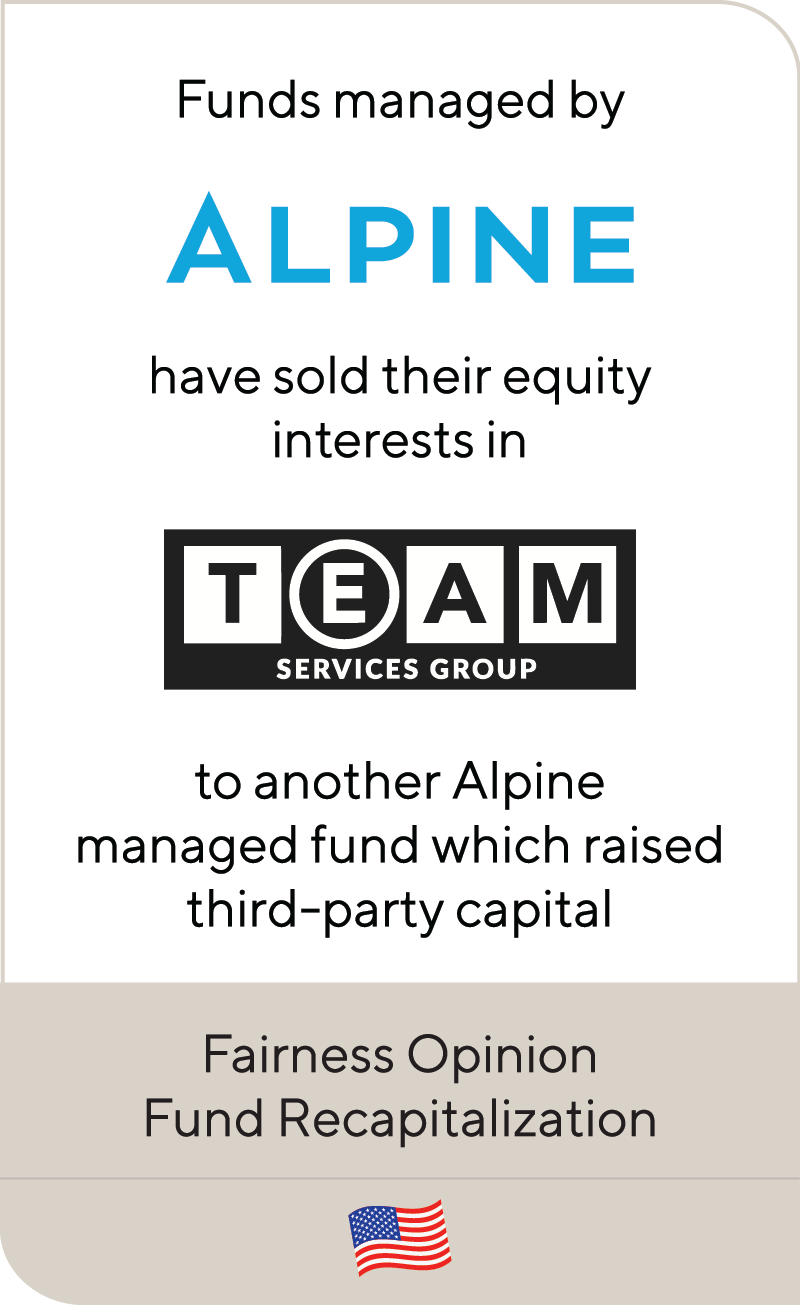 Alpine Team Services Group 2020