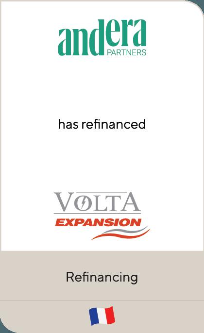 Andera Volta Expansion 2019