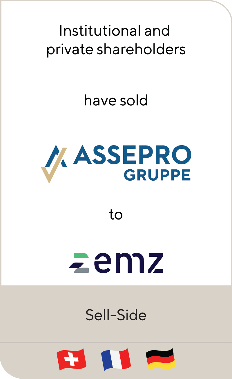 Assepro Gruppe EMZ 2021