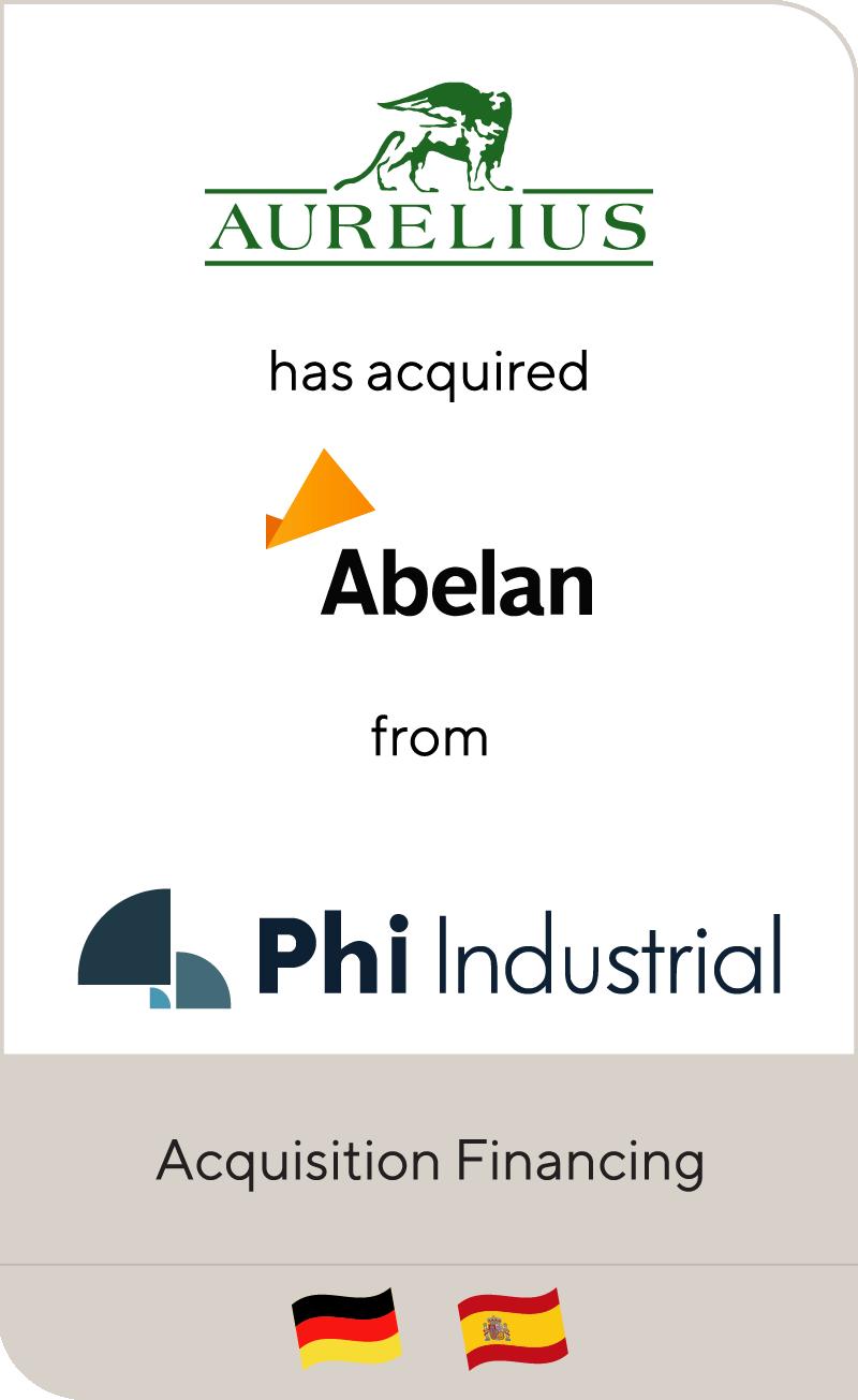 Aurelius Abelan Phi Industrial 2018 DAG