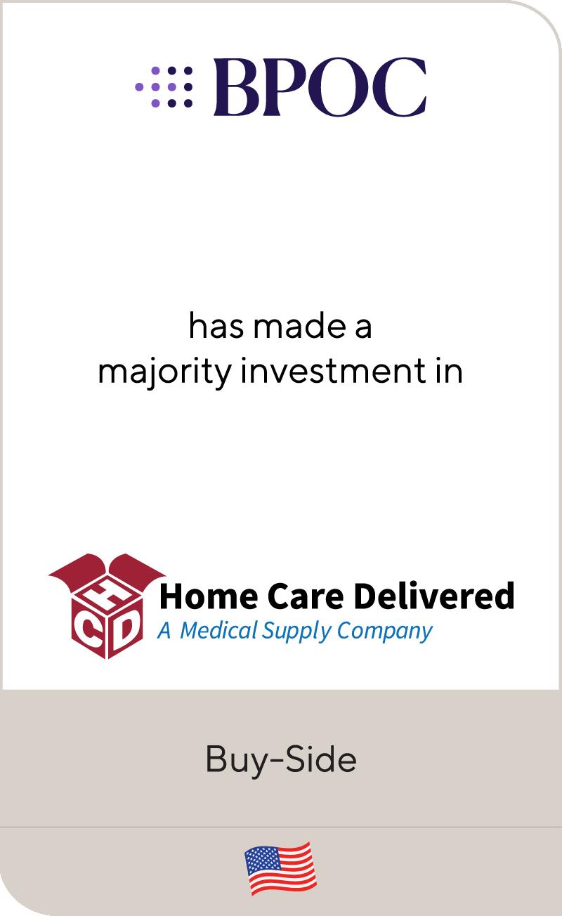 BPOC Home Care Delivered 2021