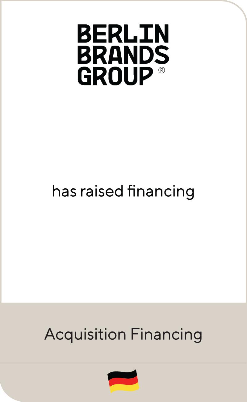 Berlin Brands Group 2021