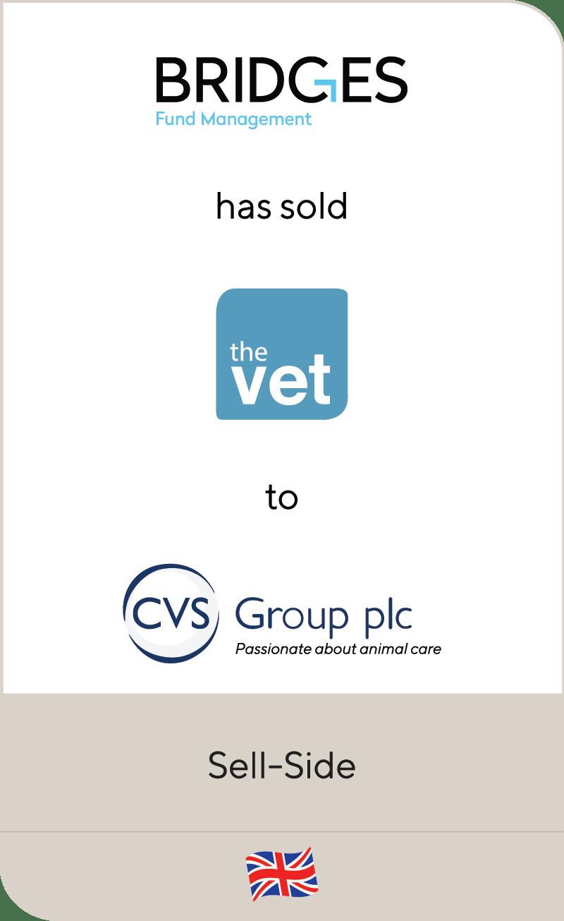 Bridges The Vet CVS Group 2021