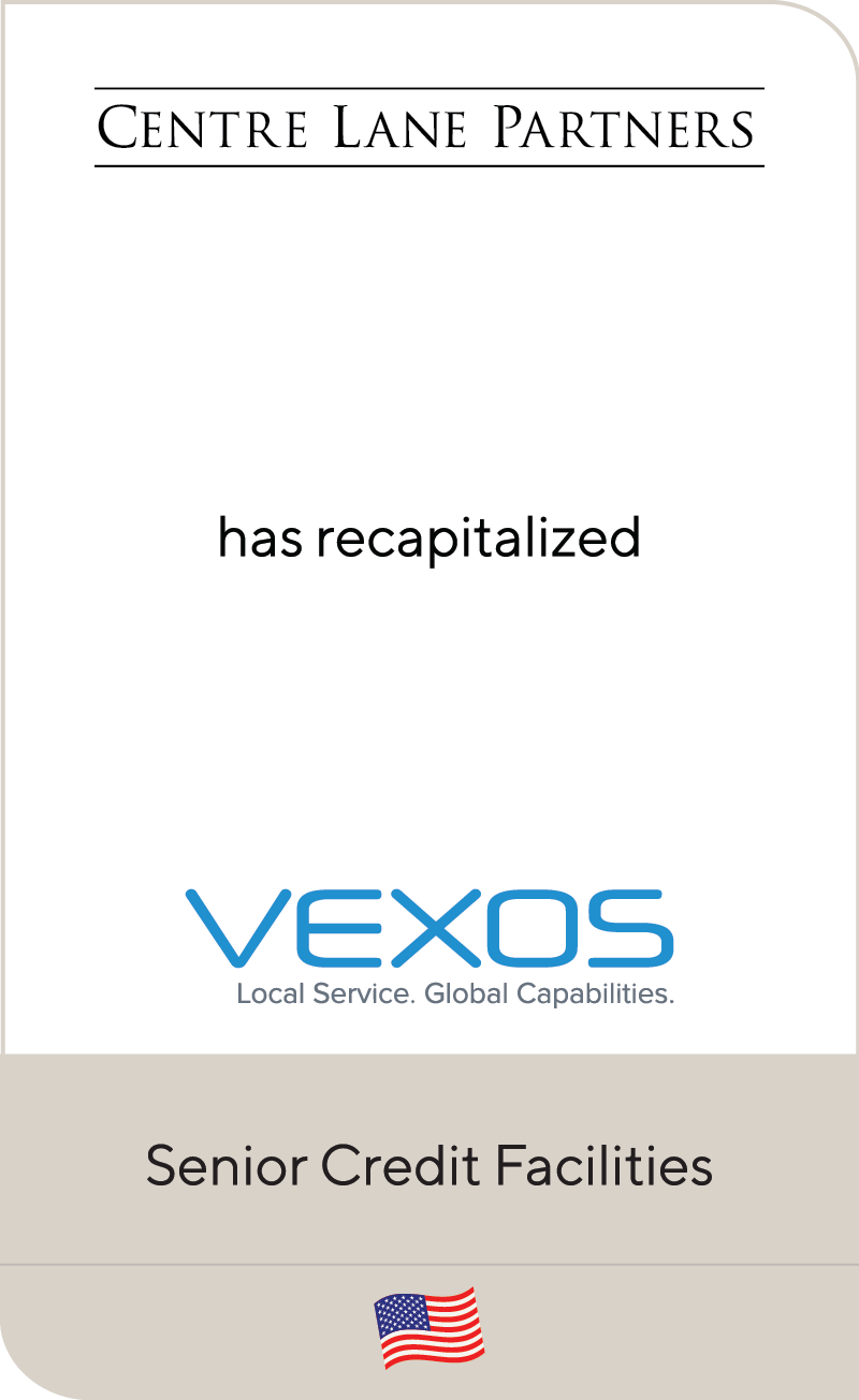 Centre Lane Partners Vexos Inc 2019