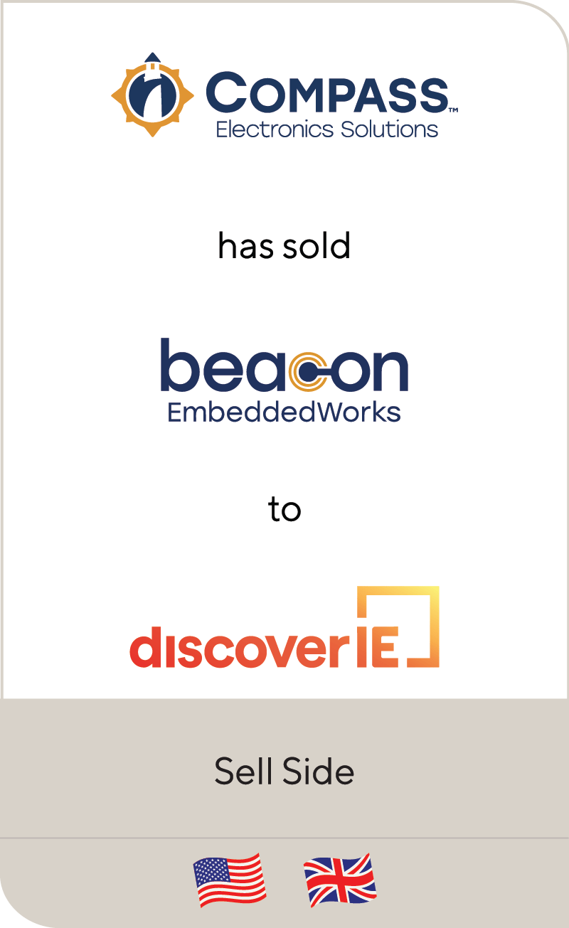 Compass Electronics Solutions Beacon EmbeddedWorks DiscoverIE 2021