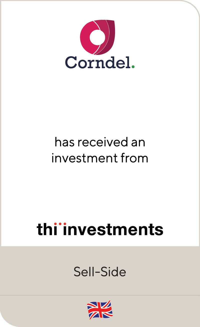 Corndel THI Investments 2020