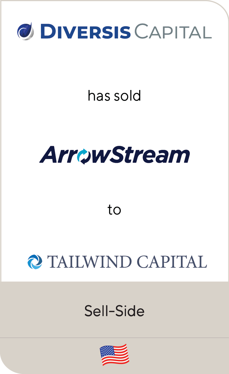 Diversis-Capital_ArrowStream_Tailwind-Capital_2020