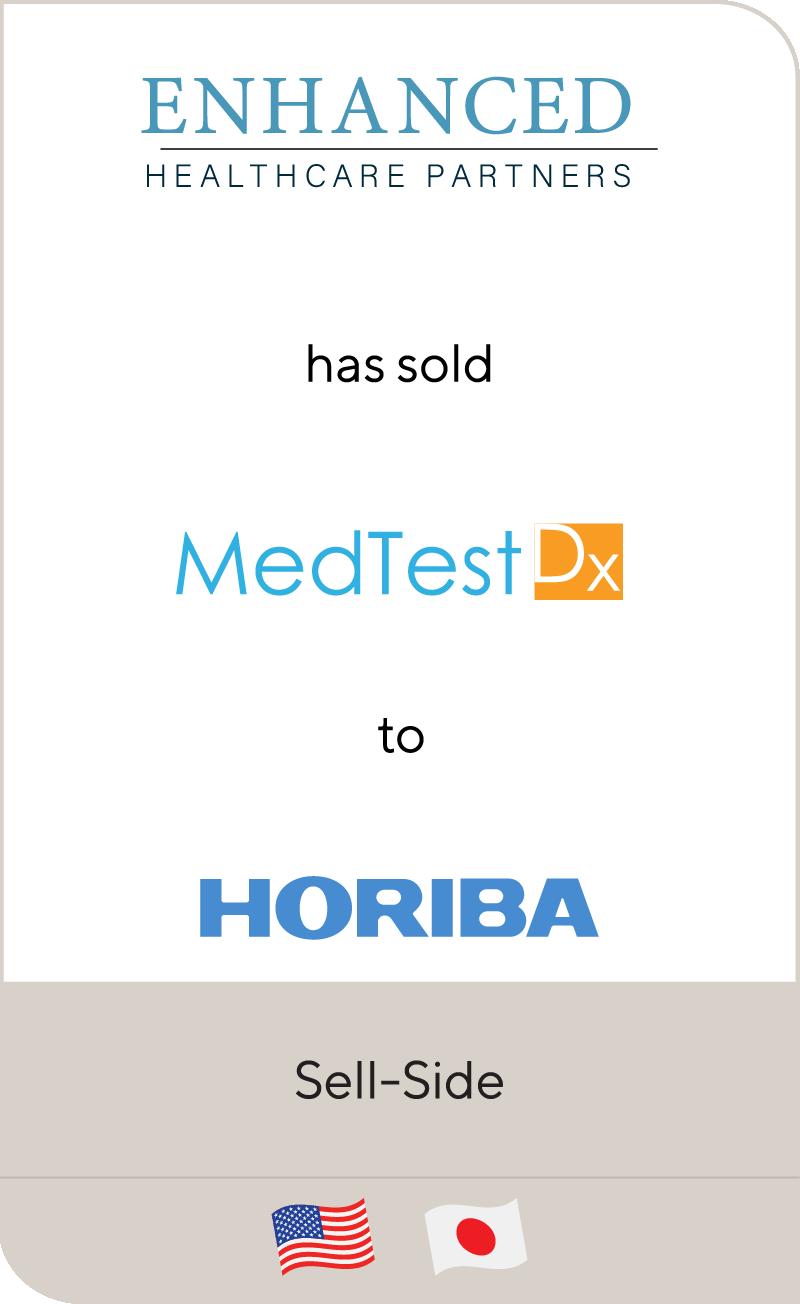 Enhanced Healthcare Partners MedTest DX Horiba 2021
