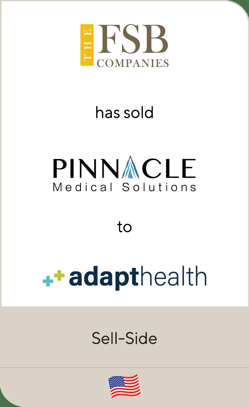 FSB Pinnacle AdaptHealth 2020