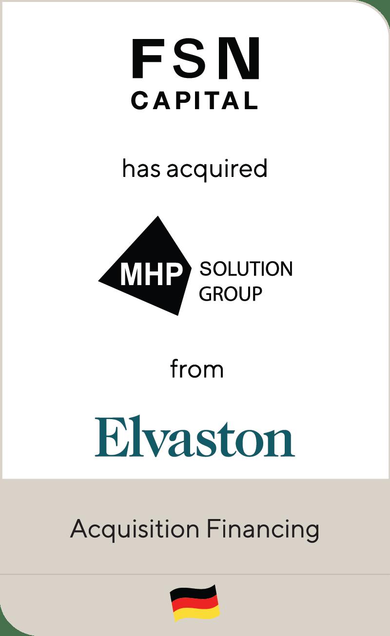 FSN Capital MHP Solution Elvastion 2020