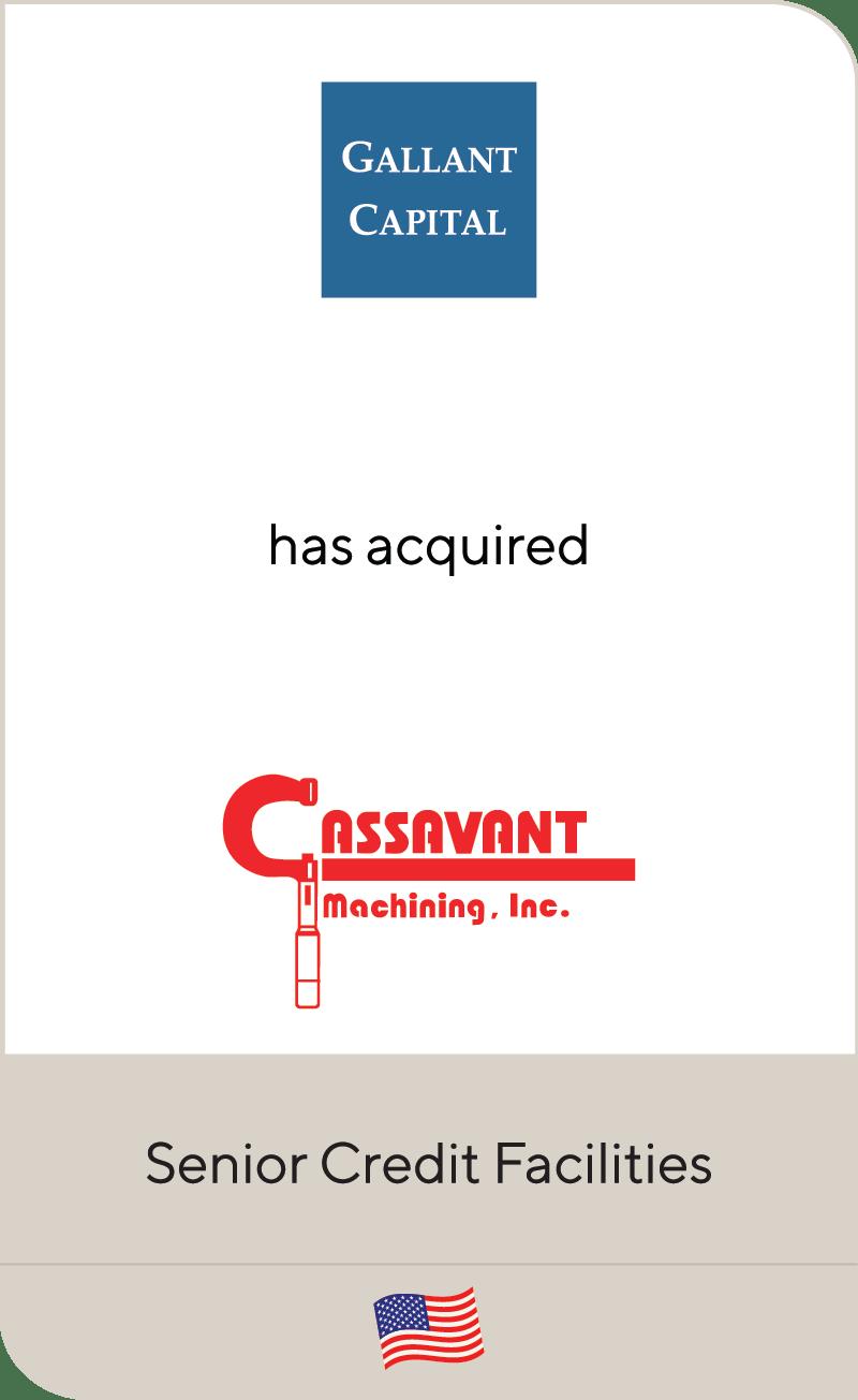 Gallant Cassavant