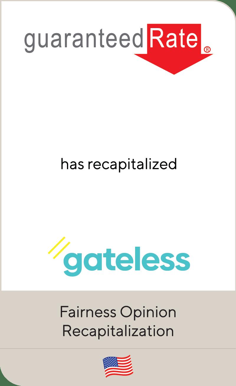 Guaranteed Rate Gateless 2020