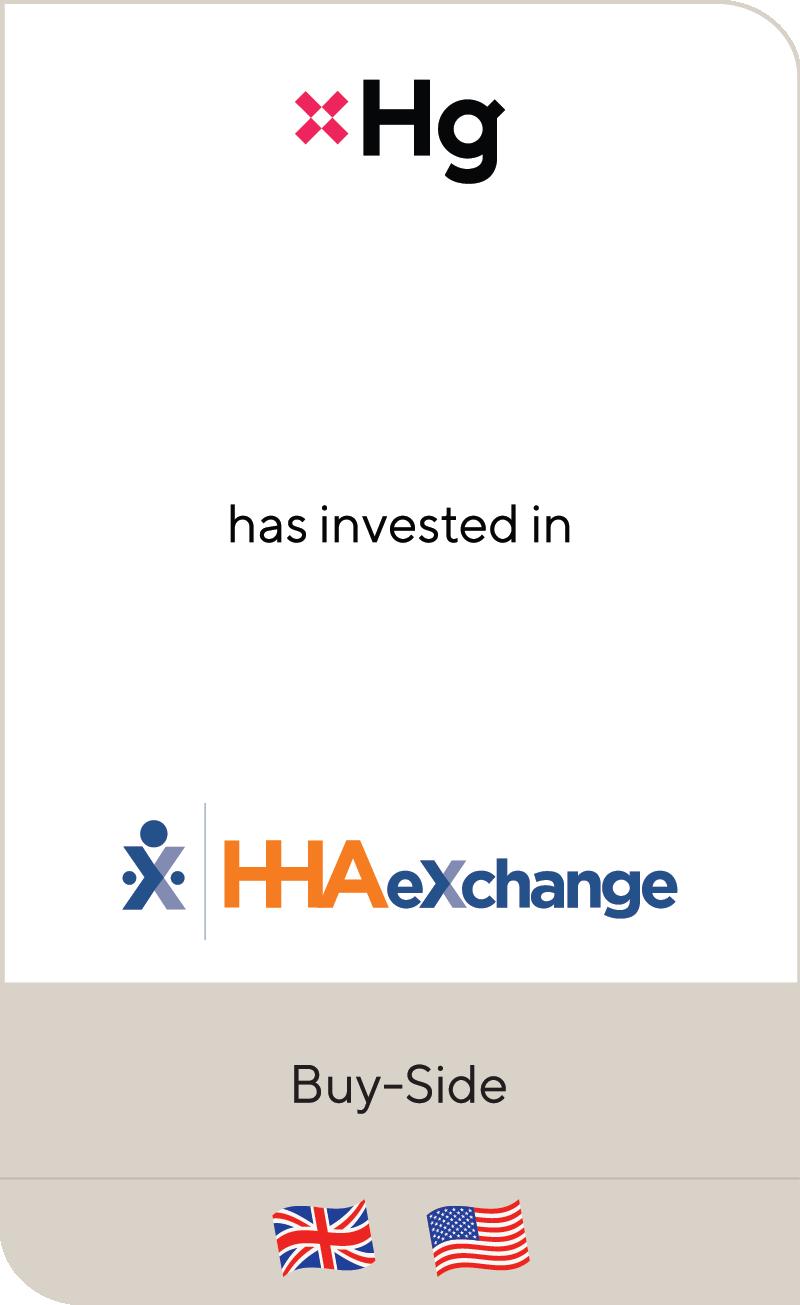 HG Capital HHA Exchange 2021