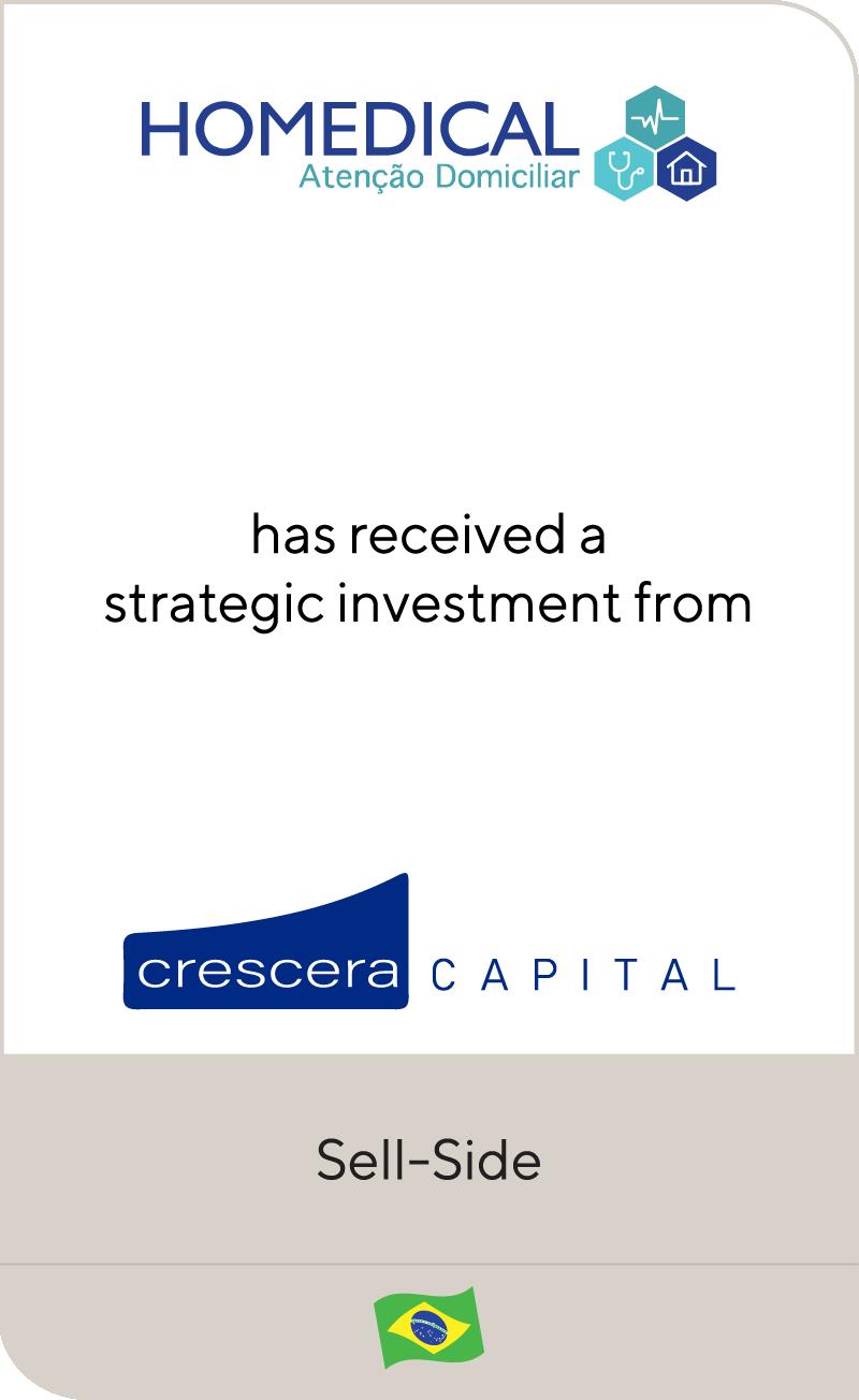 Homedical Crescera Capital 2021