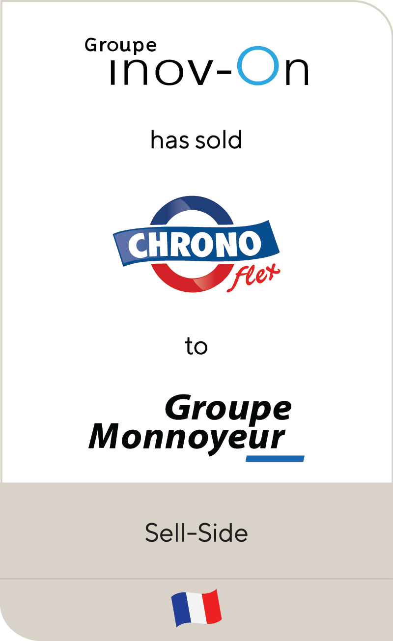 Inov On Chronoflex Groupe Monnoyeur 2021