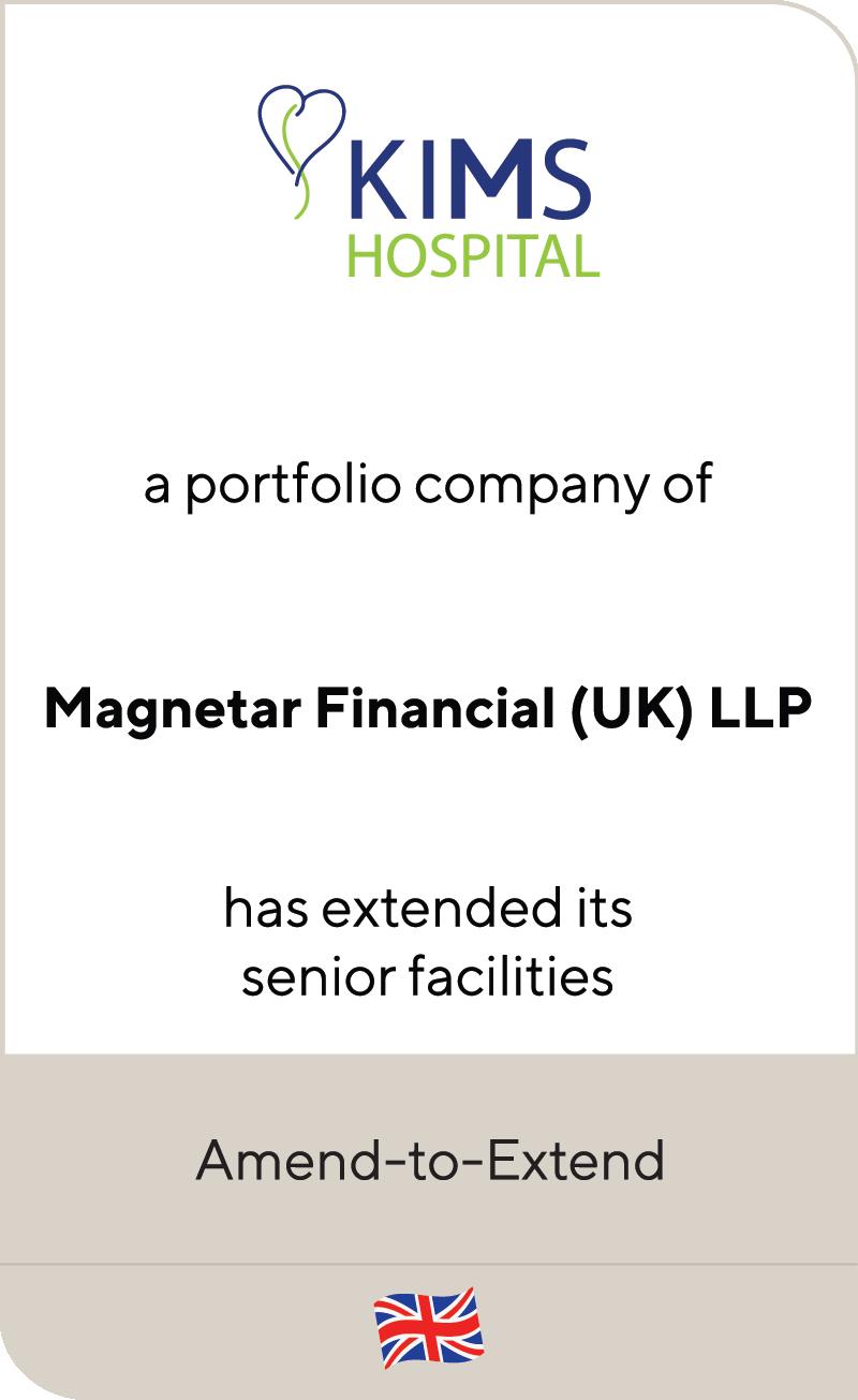 Kims Hospital Magnetar Financial LLP 2021