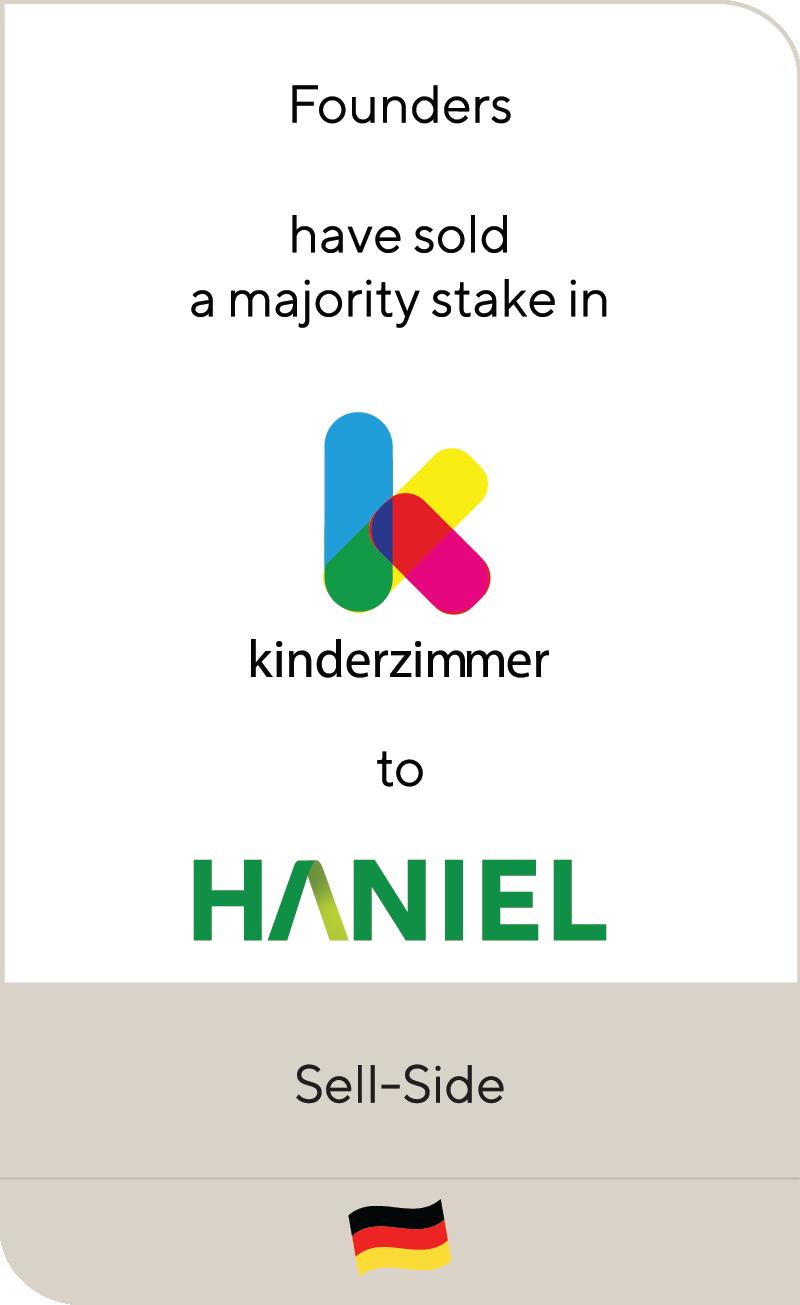 Kinderzimmer Franz Haniel 2021