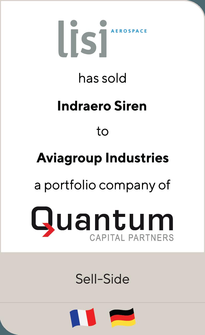 LISI Indraero Aviagroup Quantum 2019