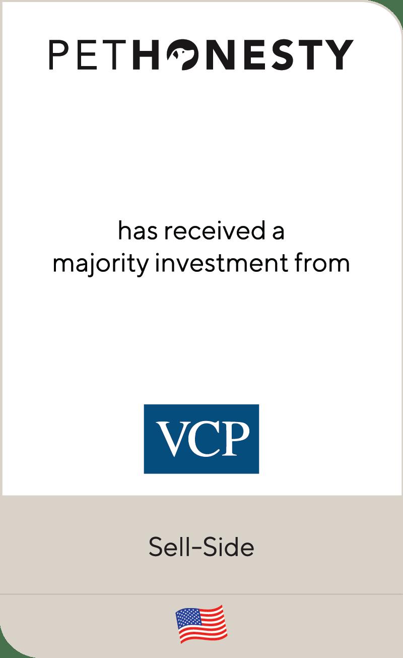 PetHonesty VCP Capital 2021