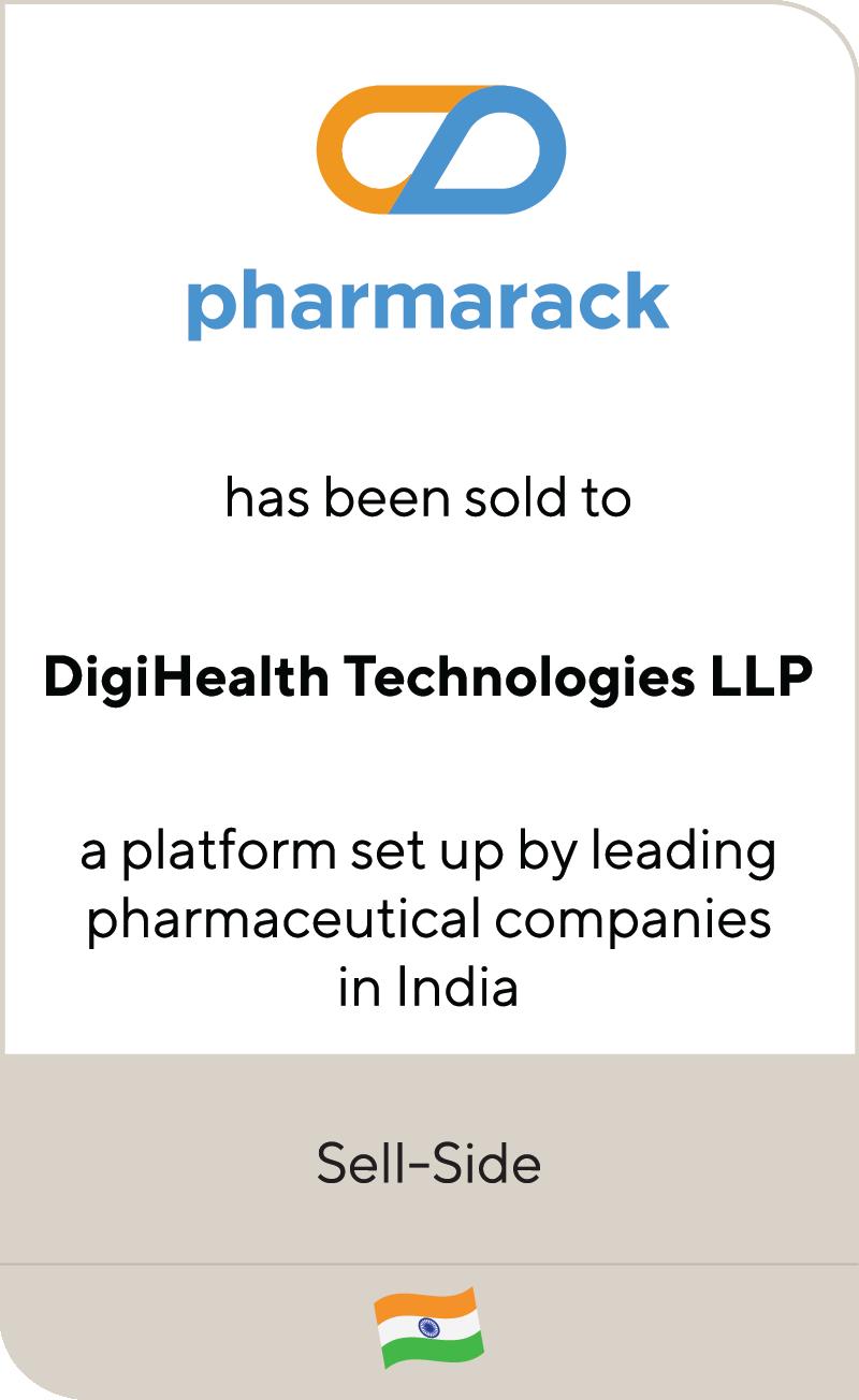 Pharmarack DigiHealth Technologies 2021