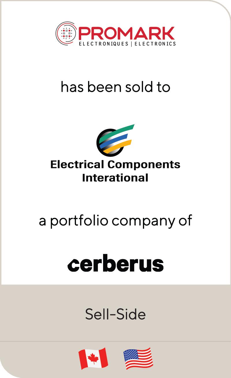 ProMark Electrical Components International Cerberus 2021