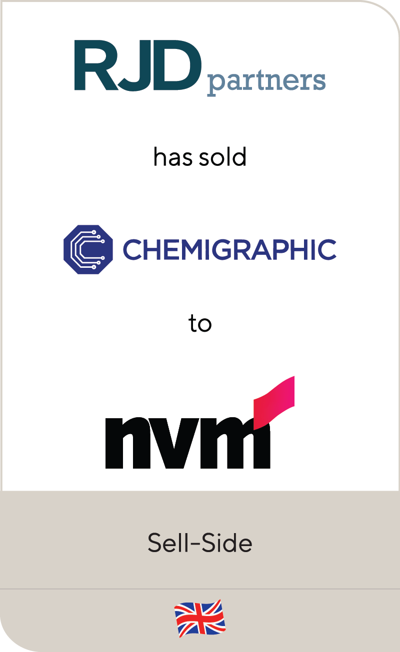 RDJ Chemigraphic NVM Private Equity 2019