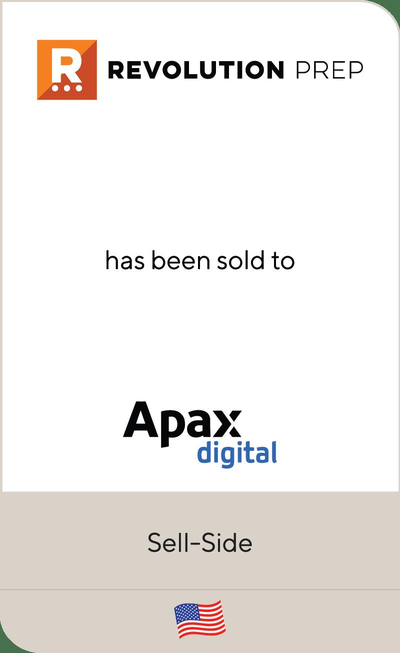 Revolution Prep Apax Digital Fund 2021
