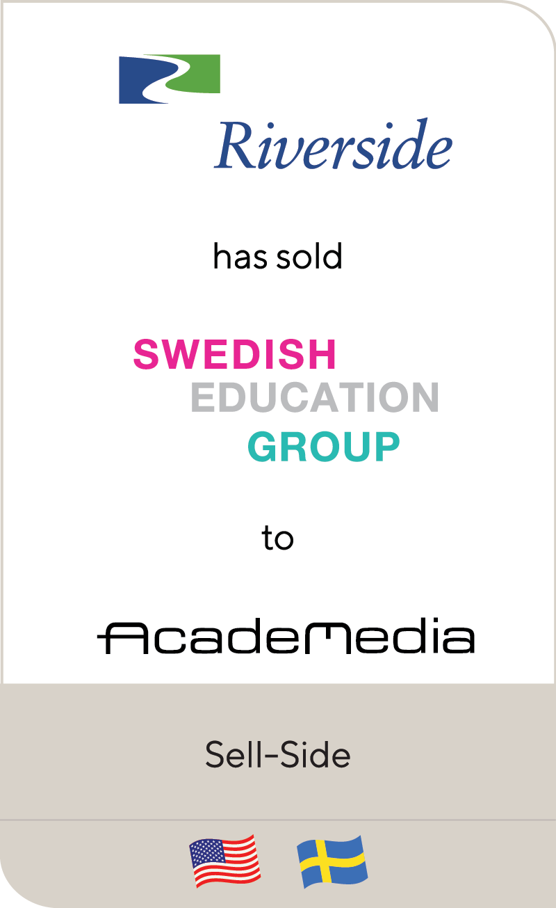 Riverside Swedish Education Group AcadeMedia 2020