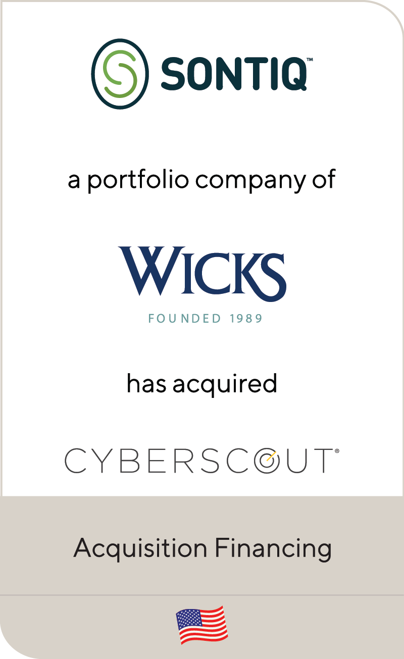 Sontiq The Wicks Group CyberScout 2021