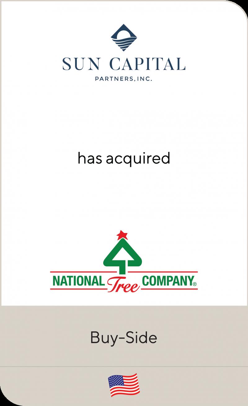 Sun Capital Partners National Tree Company 2019