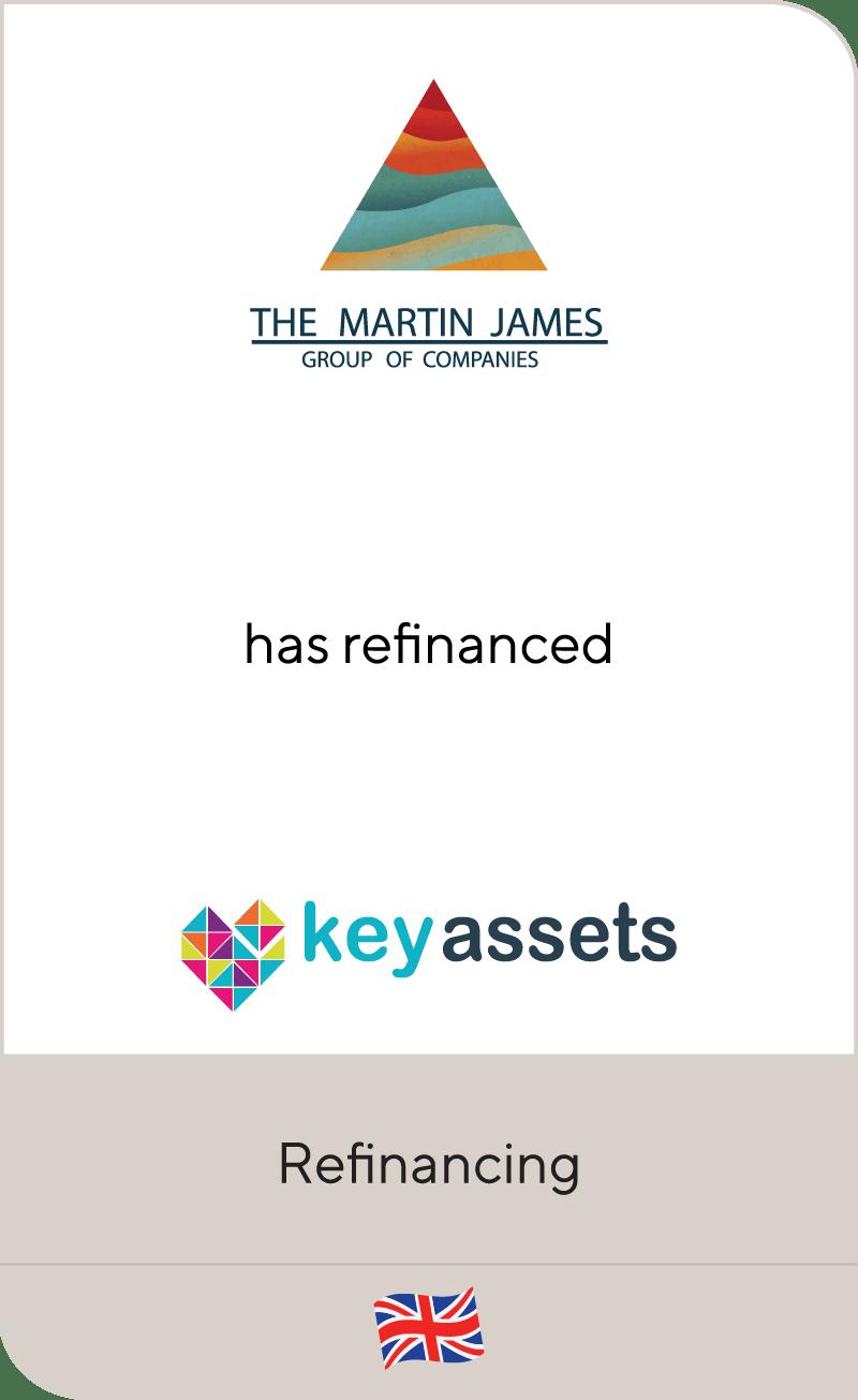 The Martin James Key Assets 2020
