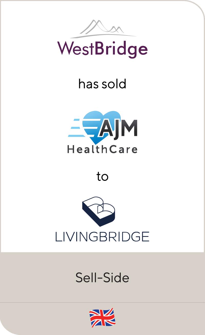 Westbridge Capital AJM Healthcare Livingbridge 2021
