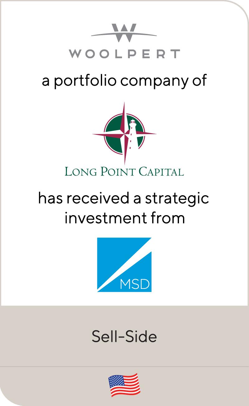 Woolpert Long Point Capital MSD Partners 2021