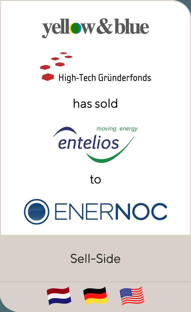 Yellow & Blue High Tech Gunderfonds Entelios Enernoc 2014